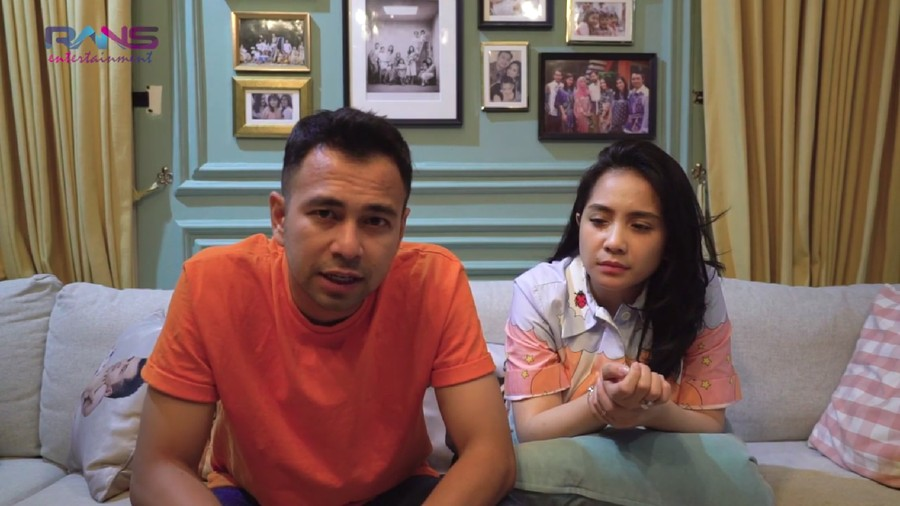 Pengakuan Raffi Ahmad Sering Bikin Nagita Slavina Menangis