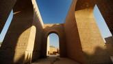 UNESCO menetapkan Babilonia sebagai salah satu situs warisan dunia.