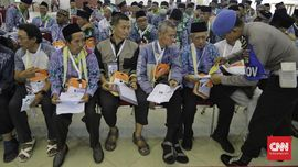 Cara Tarik Kembali Setoran Haji Usai Gagal Berangkat