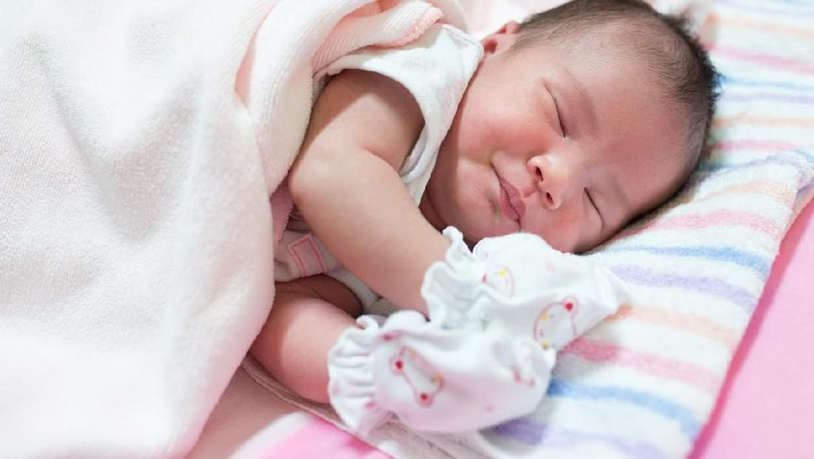20 Nama Bayi Bermakna Anak Perempuan Selain Puan