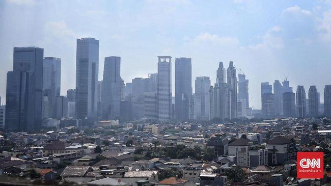 BMKG mengungkap tiga faktor yang menyebabkan turunnya kondisi udara Jakarta belakangan ini.