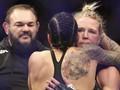 Nunes Hibur Spencer, Pinjamkan Sabuk Juara Dunia UFC