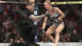 Jadwal UFC Pekan Ini: Holly Holm vs Irene Aldana