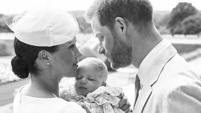 Nama Anak Pangeran Harry, Archie Jadi Nama Bayi Laki-laki Terpopuler