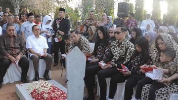 Cara Keluarga Kenang Ani Yudhoyono di Hari Ulang Tahunnya
