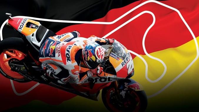 Ikuti live report MotoGP Jerman 2019 di Sirkuit Sachenring Minggu (7/7) sore ini. Marc Marquez di ambang 10 kali kemenangan di sirkuit tersebut.