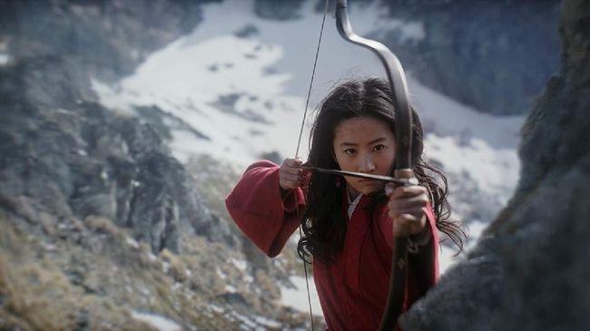 Film Mulan versi live-action bakal tayang di Indonesia via platform streaming Disney+ Hotstar pada September mendatang.