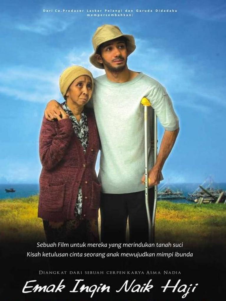 Emak Ingin Naik Hajiadalah film hits Reza Rahardian yang diadaptasi dari sebuah novel karangan Asma Nadia. Dalam film ini, Reza Rahardian mendapatkan nominasi sebagai Aktor Terbaik