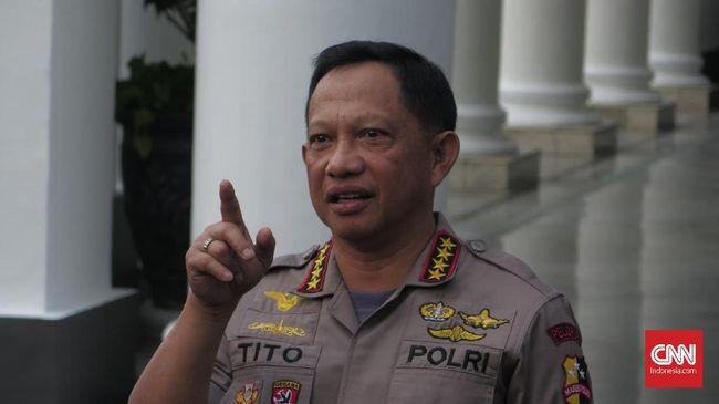 Kapolri Akui Rusuh Manokwari Dipicu Insiden Surabaya-Malang
