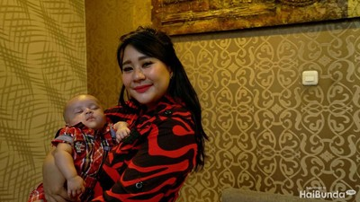 Alasan Chikita Meidy Setop Berkarier Sejak Hamil Anak Pertama
