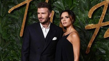 6 Ucapan Manis nan Romantis David Beckham untuk Victoria