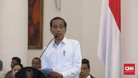 Jokowi: TKN Memang Harus Dibubarkan, Pemilu Sudah Selesai