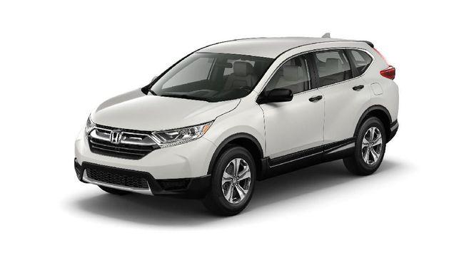 Honda CR-V Versi 'Oriental' di China Bernama Breeze