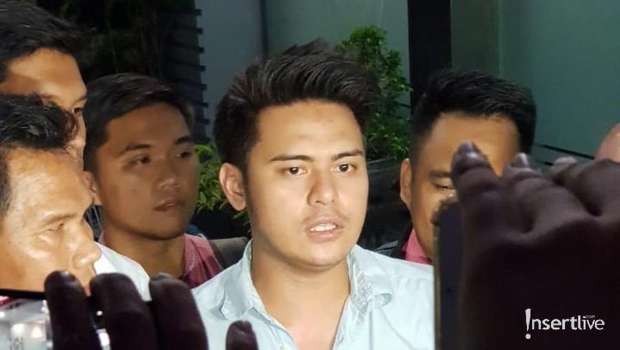 Polisi Jemput Paksa Galih Ginanjar di Hotel
