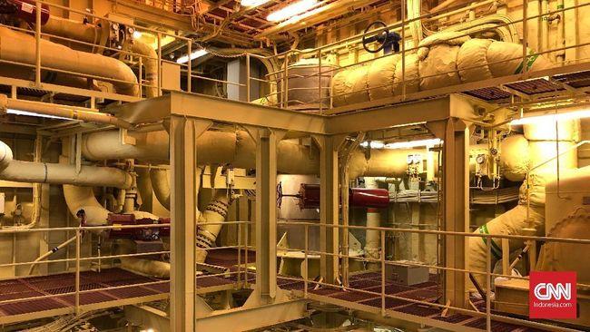 PT Pal Indonesia bekerja sama dengan perusahaan tenaga nuklir Thorcon Internasional untuk melakukan studi pengembangan Pembangkit Listrik Tenaga Thorium.