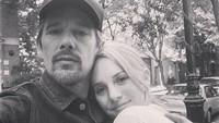 <p>Saat Maya terpilih membintangi serial<em> Stranger Things</em> musim ketiga, sang ayah, Ethan Hawke, tak lupa memberi dukungan lewat Instagram. (Foto: Instagram @maya_hawke)</p>