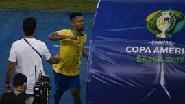 Bikin Ulah di Final Copa America, Jesus Dihukum Dua Bulan