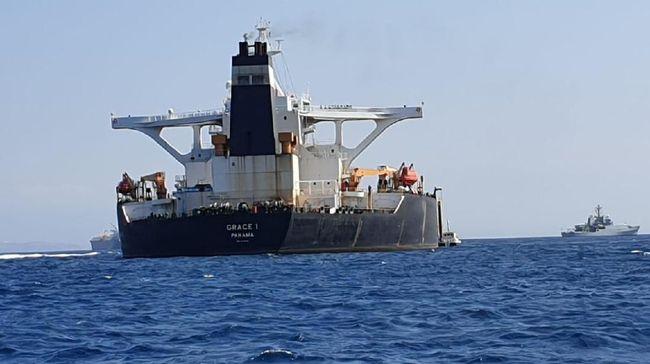 Kementerian Luar Negeri Iran sudah memanggil Duta Besar Inggris di Teheran untuk memprotes terhadap penyitaan kapal tanker mereka.