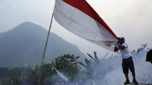 Bengkulu Siapkan Sanksi Warga Tak Pasang Bendera Merah Putih