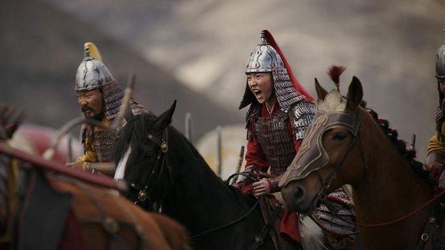 Sutradara Sempat Ungkap Tak Ada Nyanyian dalam 'Mulan'