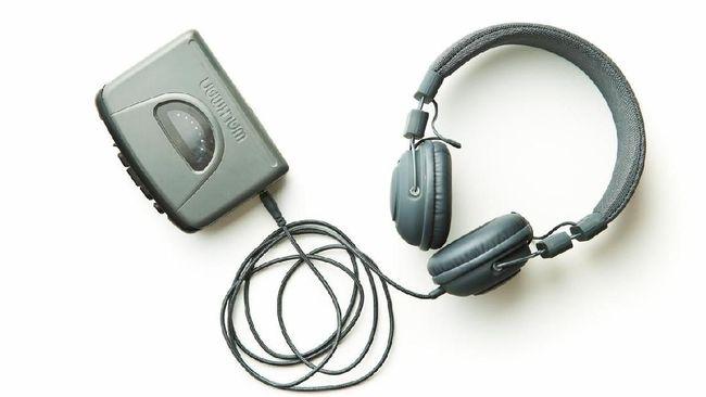 Nostalgia, Sony 'Hidupkan Kembali' Walkman