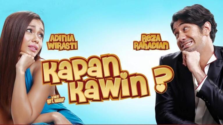 Sebuah film karya Ody C. Harahap yang rilis pada 12 Febriari 2015. Film ini mengisahkan tentang Dinda yang diperankan oleh Adinia Wirasti, menyewa seorang aktor yaitu Satrio yang dimainkan oleh Reza Rahardian untuk menjadi pacar bohongannya.