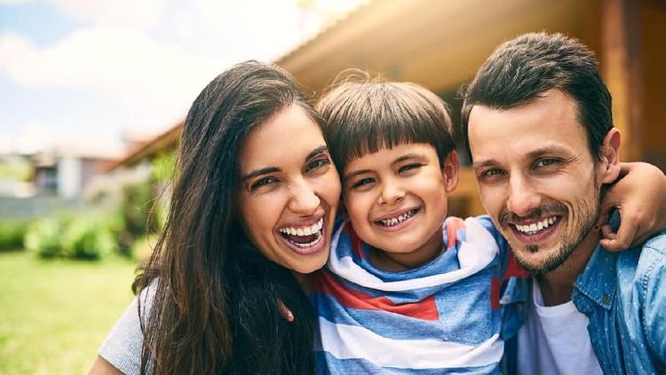 9 Inspirasi Ucapan Manis buat Suami di Hari Ayah Nasional