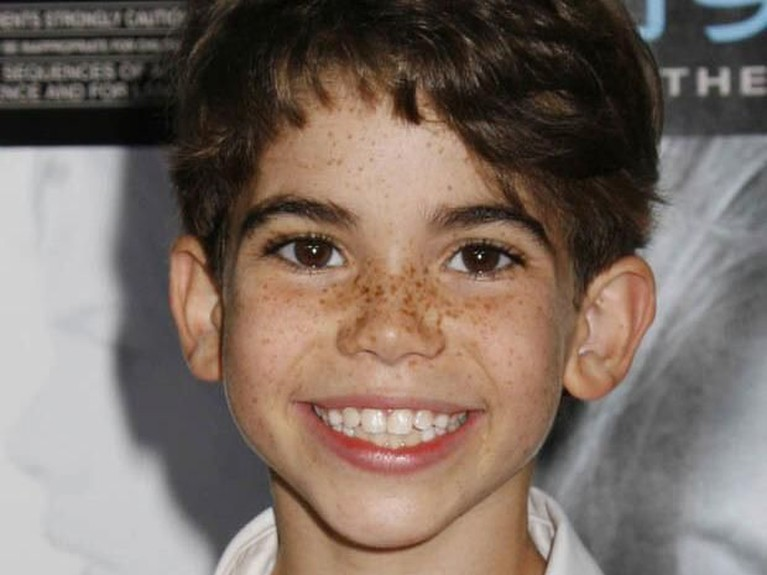 Cameron Boyce memulai kariernya sejak ia berusia 9 tahun. Debutnya dengan membintangi sebuah film horor berjudul Mirors.