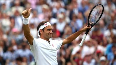 Harapan Roger Federer Bisa Ajari Anaknya Semua tentang Tenis