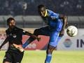 Persib Unggul 2-0 atas Borneo FC di Babak Pertama
