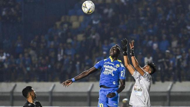 Persib Bandung gagal meraih kemenangan walau sempat unggul dua gol saat ditahan imbang 2-2 oleh Borneo FC pada pekan ke-14 Liga 1 2019.