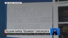 VIDEO: Puluhan Warga Terjangkit Chikungunya