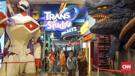 Trans Studio Cibubur Buka Hari ini, Berdua Cuma Rp375 Ribu