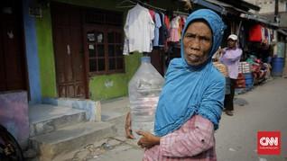 Kemarau, Puluhan Ribu Warga Kabupaten Bogor Krisis Air Bersih
