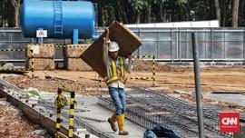FOTO: Menanti MRT Fase II Melintas Hingga Harmoni dan Kota