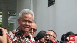 Gubernur Ganjar Kirim Bantuan untuk Warga Jateng di Jakarta
