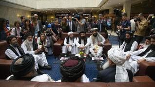 Taliban Umumkan Gencatan Senjata 3 Hari saat Iduladha