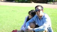 <p>Selama 15 tahun membina rumah tangga, Joe Taslim dan Julie telah dikaruniai tiga orang anak. Si sulung, Hyori Mikaveli Taslim, bahkan kini sudah beranjak remaja, Bun. (Foto: Instagram @julietaslim)</p>