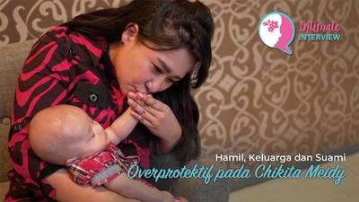 Hamil, Keluarga dan Suami Overprotektif pada Chikita Meidy