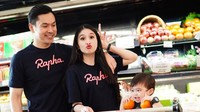 <p>Di penghujung tahun 2017, Sandra Dewi melahirkan anak pertamanya Rapahel Moeis. Kini, Sandra sedang mengandung 8 bulan dan menanti kelahiran anak keduanya. (Foto: Instagram @sandradewi88)</p>
