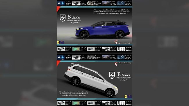 Mobil listrik PLN di tahun kedua masih berbentuk sketsa. Tiga tahun ke depan diharapkan sudah bisa dilihat dalam bentuk prototipe.