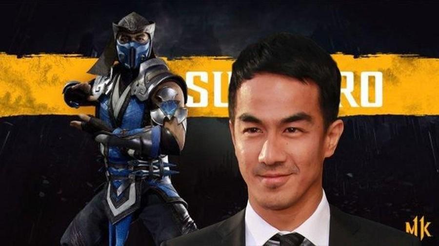 Film Mortal Kombat Rekrut Joe Taslim Sebagai Sub Zero