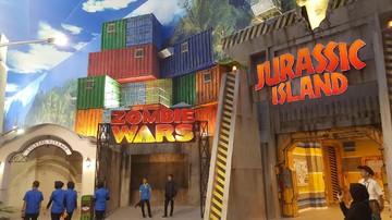 Zombie Wars, Arena Menegangkan yang Penuh Tantangan untuk Anak