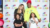 <p>Saat merayakan ulang tahun Roc dan Roe. Mariah Carey tetap melakukan co-parenting dengan Nick Canon. (Foto: Instagram @mariahcarey)</p>