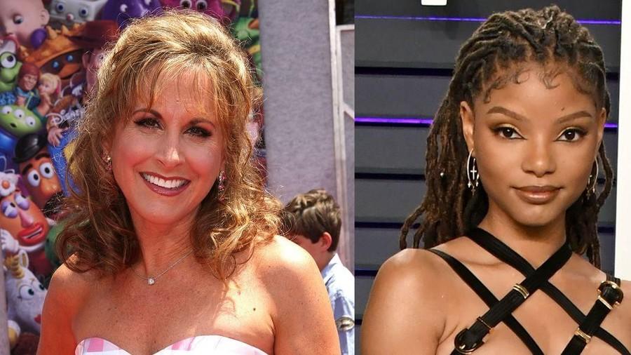 Pemeran Original Little Mermaid Beri Dukungan untuk Halle Bailey