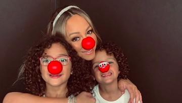 7 Momen Manis Mariah Carey bersama Anak Kembarnya, Roc & Roe