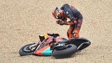 Espargaro Berang Lihat Zarco di Podium MotoGP Ceko