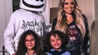<p>Mariah Carey dikaruniai anak kembar, Moroccan dan Monroe bersama mantan suaminya, Nick Canon. (Foto: Instagram @mariahcarey)</p>