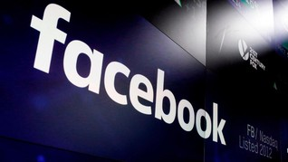 Facebook Bayar Kompensasi Jutaan Dolar Bagi Karyawan Stres