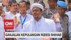 VIDEO: Ganjalan Kepulangan Rizieq Shihab